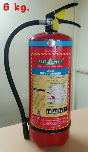 One Stop Solutions In Budget: ABC Fire Extinguisher, Capacity: 9 Kg, Rs 1350 /unit One