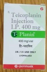 Teicoplanin Injection IP