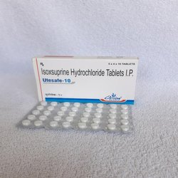 Isoxsuprine Hydrochloride 10mg Tablets