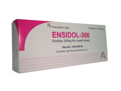 Etodolac Tablets, 5x10 Tablets, Packaging Type: PVC Blister