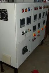 Control Panel Of Paper Tube Winder