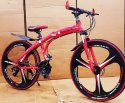 Edge Red Mercedes Benz Folding Cycle