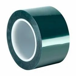 Green Polyester Tape