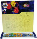 Changeable Table Calendar
