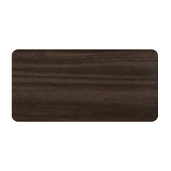 Royal Wenge Aluminium Composite Panel, Thickness: 1 to 6 mm