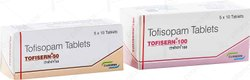 Tofisern - 50/100 (Tofisopam Tablets)