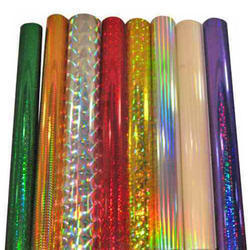 Golden Holographic Films