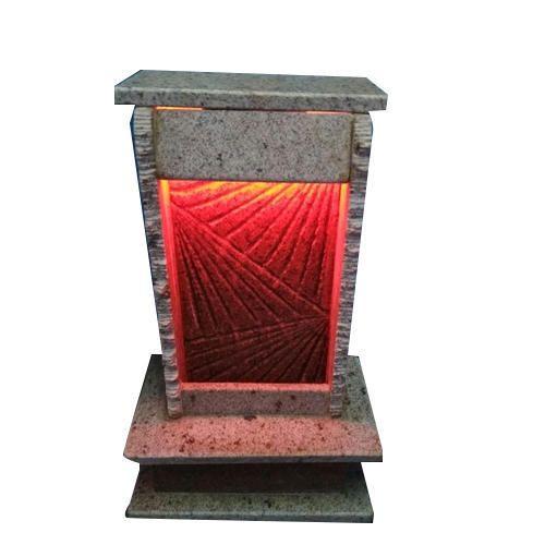 Incandescent Antique White Marvel Lamp