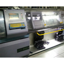 Used Stoll Flat Knitting Machines