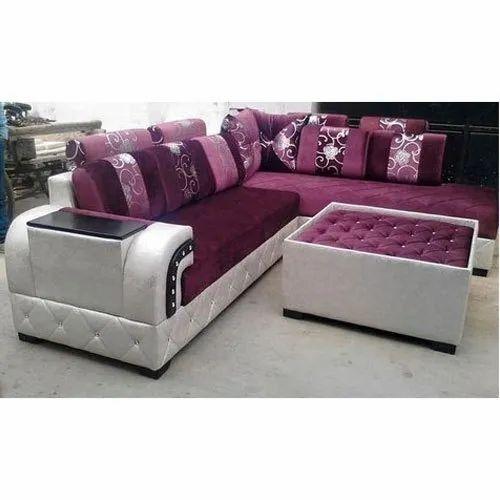 Designer L Shape Sofa Set For Home, Daniels Home Furniture