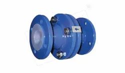 PTFE Lined Ductile Iron Non Return Valve