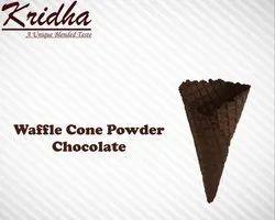 Kridha Chocolate Waffle Premix Powder, Packaging Type: Packet