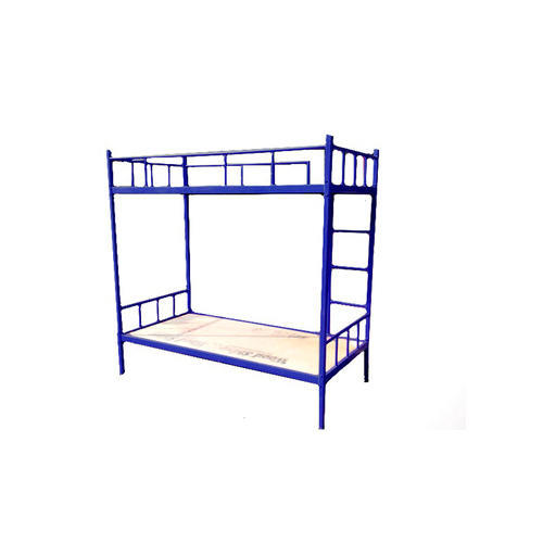 H 72 Blue Metal Bunk Bed Rs 6500 Piece Biyani Enterprises Id