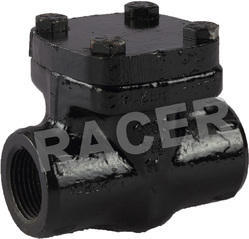 Screwed End Forged Steel Check Valve