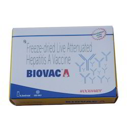Biovac Hepatitis Vaccine