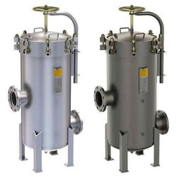 Industrial Filter Vessels