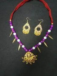 Prajapati Handmade Oxidized Beaded Jewelry