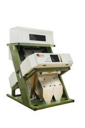 Zorba Series Newly Launched Color Sorting Machine