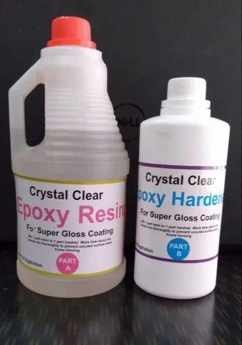 Epoxy Resin Hardener Clear Epoxy Resin Hardener