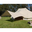 White Tent Canvas Poly Tarpaulins
