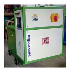 Three Phase Stainless Steel Electric Servo Stabilizer