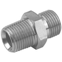 Stainless Steel Socket Weld Hexagon Nipple Fitting 321