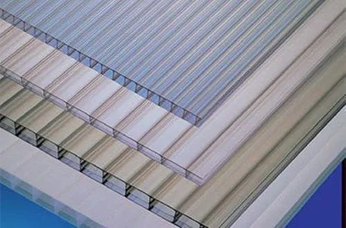 Transparent Lexan Polycarbonate Sheet, 6 mm
