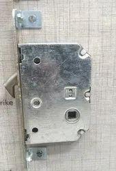 172L Concealed Round Sliding Door Lock