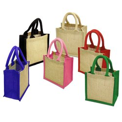 Plain Lunch Jute Bag