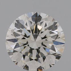 CVD Diamond 2.20ct H VVS2 Round Brilliant Cut IGI Certified