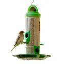 塑料鸟饲养者
