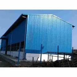 Prefabricated Factory Shed In Mumbai प्री फेब्रिकेटेड