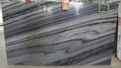 Mercury Black Marble Slab