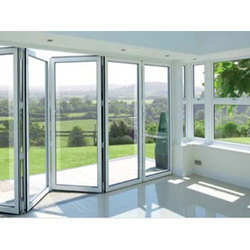 Aluminium Fixed Sliding Window