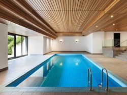 Thermo Pine Ceiling