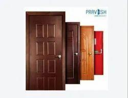 Metal Standard Tata Pravesh Doors, Wooden, Thickness: 46