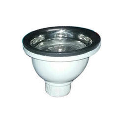 White 4 Inch PVC Sink Waste Coupling