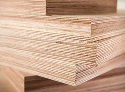 Gurjan Brown Margo Marine Plywood, Size: 8x4mm, Thickness: 18mm