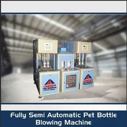 Fully Semi Automatic PET Bottle Blowing Machine