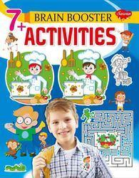 7  Brain Booster Activities Book