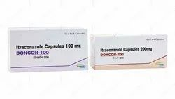 Doncon -100/200 (Itraconazole Capsules )
