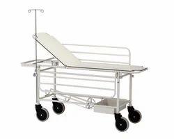 1702A Stretcher on Trolley