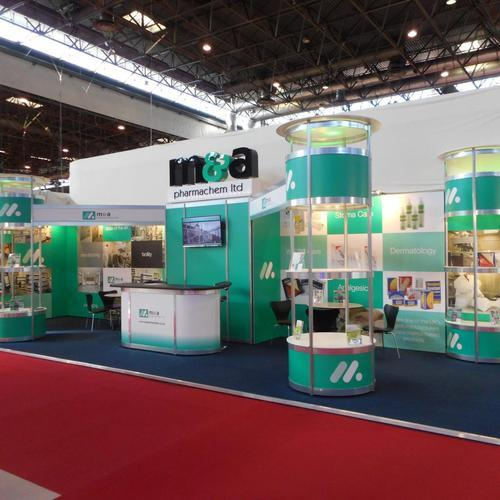 Modular Exhibition Stands Designs : Modular exhibition stand designing service in malad west jaipur