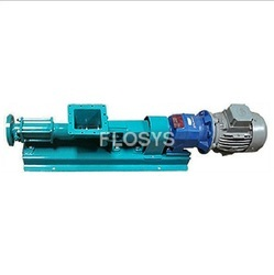Industrial Wide Throat Pump
