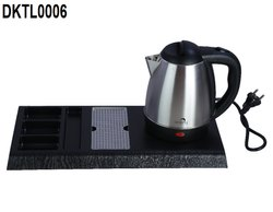 Hotel Electric Kettle And Tray