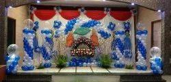 College Events Decoration Service, Local