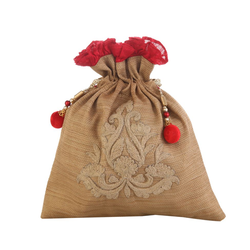 Modern China Potli Bag