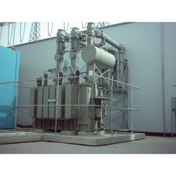 Ais Steel Substations Erection & Commissioning (Turnkey Basis), For Power Supply, Capacity / Size: 220 Kv - 400 Kv