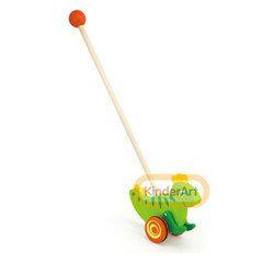 Dinosaur Push Toy