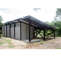 Solar Control Portable Cabin